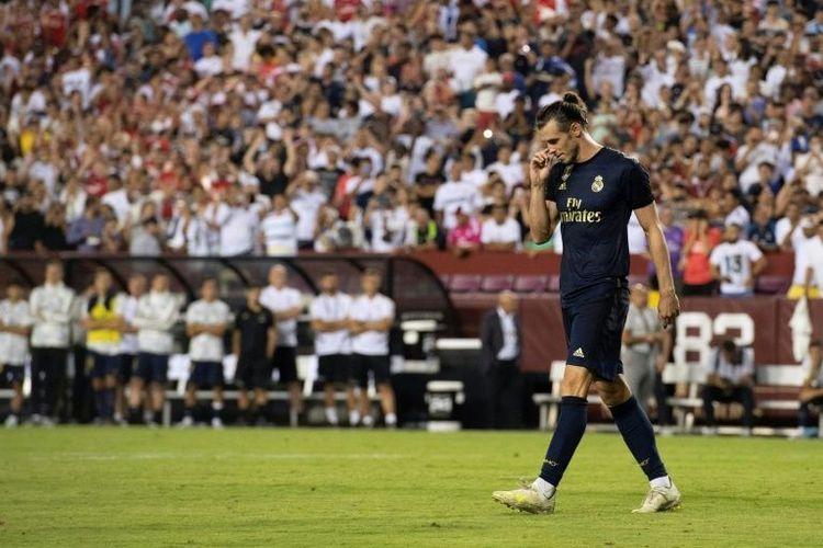 Real Madrid Batalkan Transfer Bale ke China