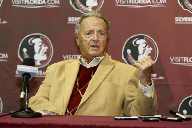 Florida Kehilangan Salah Satu Pelatih Terbaik Bobby Bowden