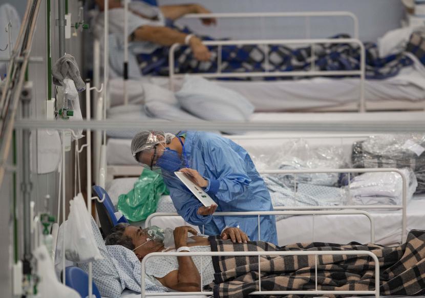 Rumah Sakit Sao Paulo Diketahui Berikan Narkoba Pada Pasien Covid