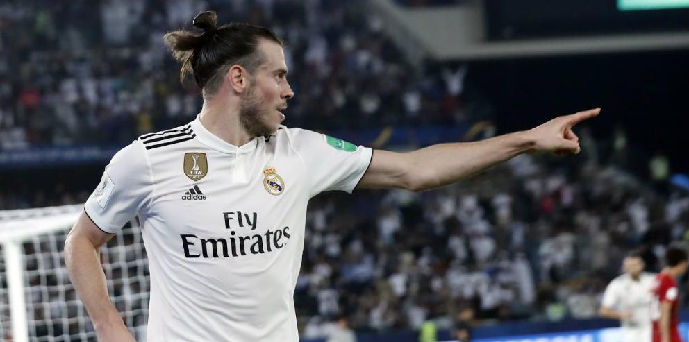 Real Madrid merelakan Gareth Bale demi Neymar