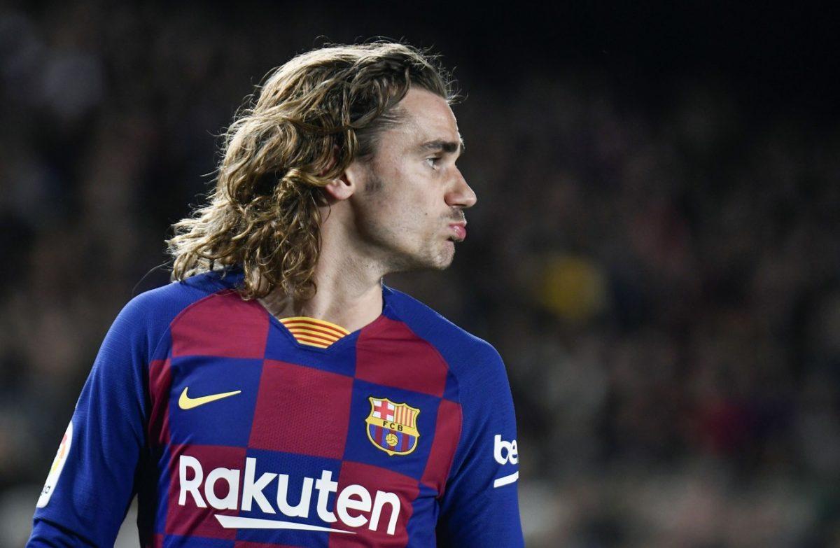 Lionel Messi Pernah Kecewa Pada Saat Antoine Griezmann Menolah Barcelona Di 2018